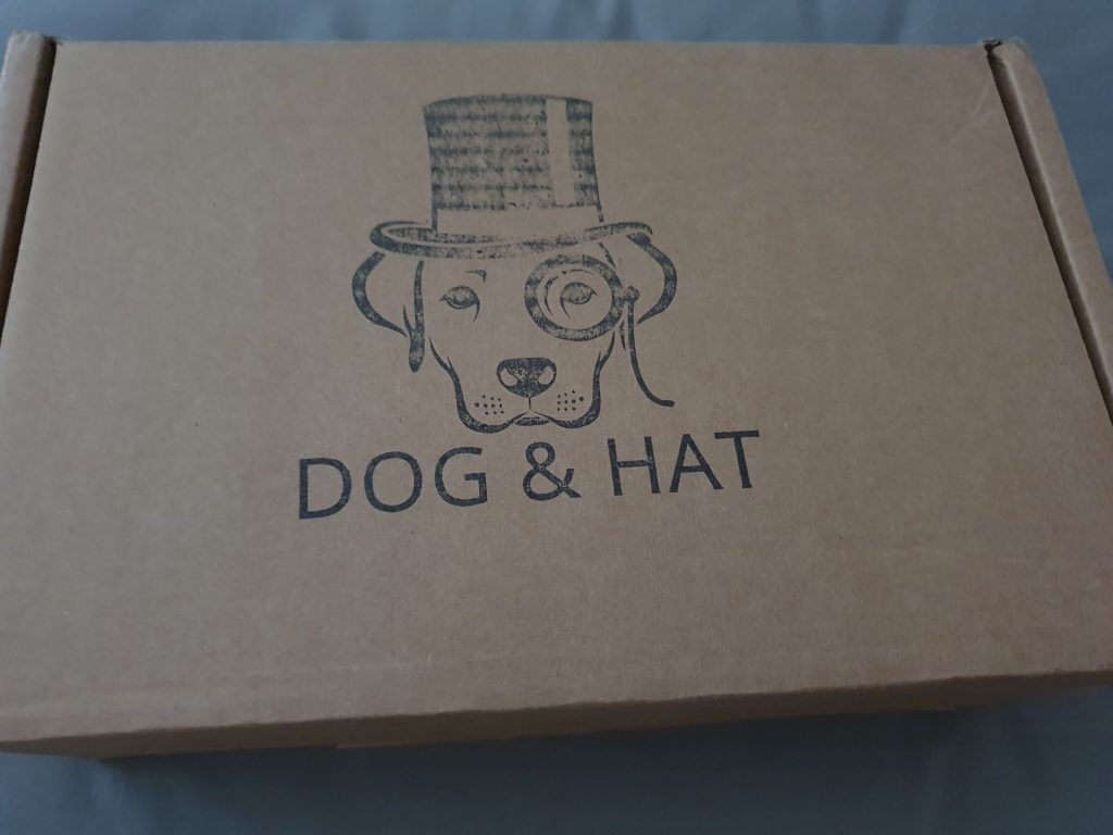 Dog & Hat coffee delivery is sent in sustainable packaging