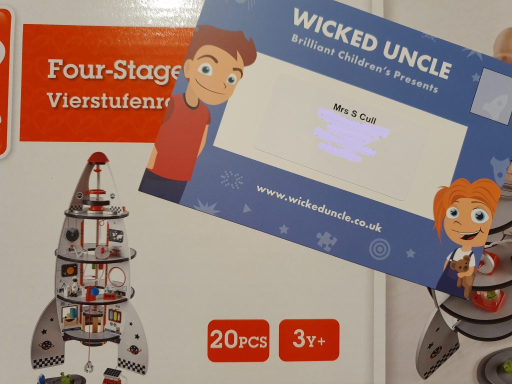 STEM toys from Wicked Uncle