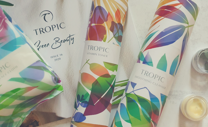 Vegan Beauty Finds From Tropic Skincare A Giveaway