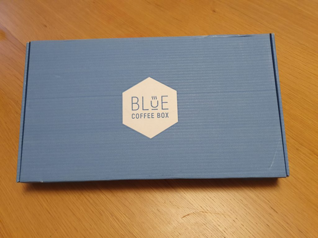 Blue Coffee Box review
